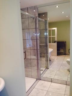 Bibury bathroom completed.