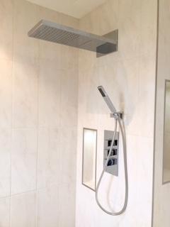 Chiseldon bathroom completed.