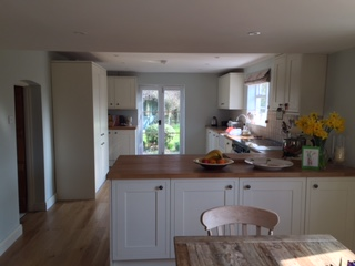 Devizes kitchen completed.
