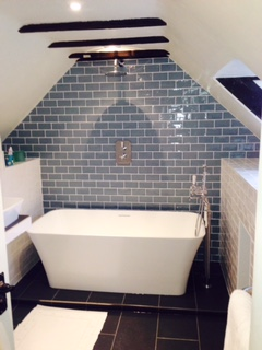 Hungerford bathroom completed.