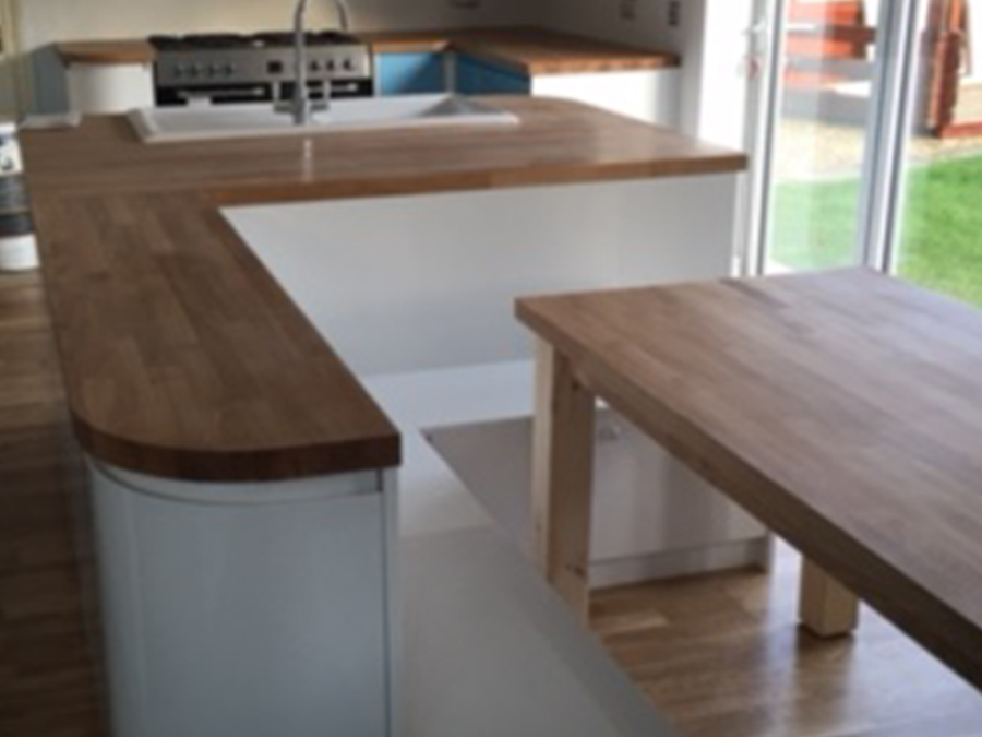 Swindon kitchen completed.
